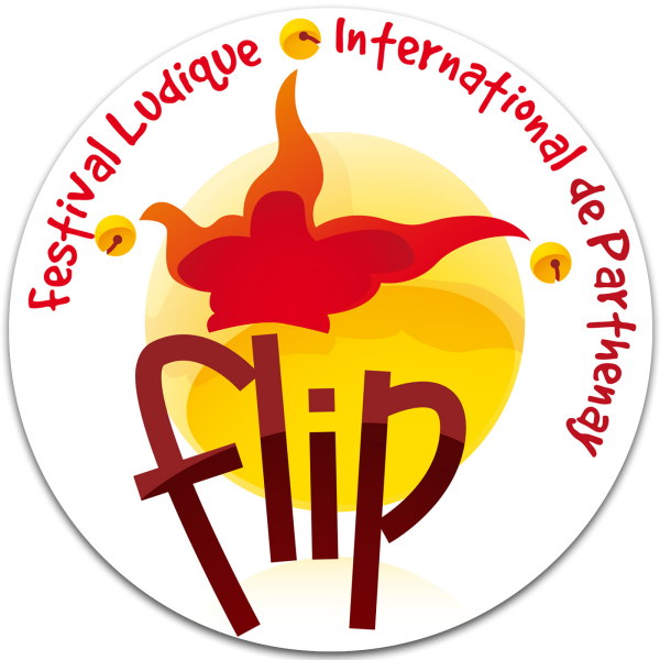 LOGO FESTIVAL LUDIQUE INTERNATIONAL DE PARTHENAY